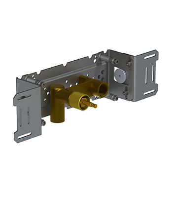 Product: 900: Build-in stop valve with fixed…