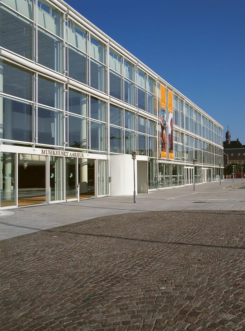 Musikhuset Aarhus Ishøj biograf